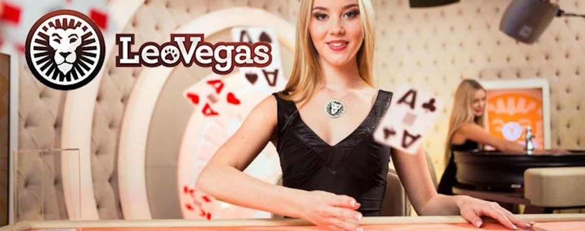 Leovegas online roulette bonus